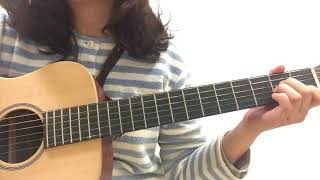 Time after time - Eva Cassidy Guitar covered