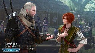 Релизный трейлер The Witcher 3: Wild Hunt: Hearts of Stone