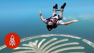 Great Big Story - Soaring Over Dubai With a Paralysed Skydiver