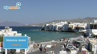 preview picture of video 'Mykonos island, Greece'
