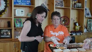 #Unscripted Living and Giving: Beth Rengel visits volunteers from Tapestry at Woodland Hills who are