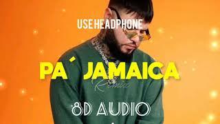 Pa Jamaica (Remix) 8D || El Alfa ft Big O & Farruko & Myke Towers x Darell || Echo sound