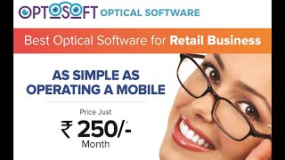 Optical Retail Software Overview