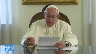 Message vidéo du Pape François aux jeunes malgaches
