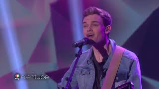 James TW - When You Love Someone (Live on Ellen)