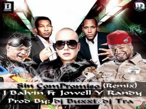 Como tu no hay dos - Dj BuxxI ft  J Balvin, Jowell y Randy (Remix Oficial)