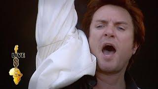 Duran Duran - Wild Boys (Live 8 2005)