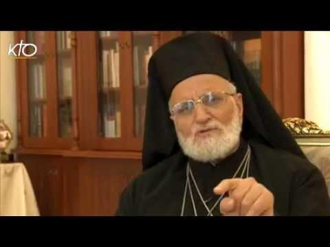 "SB Gregorios III : "" Résoudre le conflit israélo-palestinien """