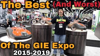 Taryl's Best (and Worst) Of The GIE Expo (2015-2019)