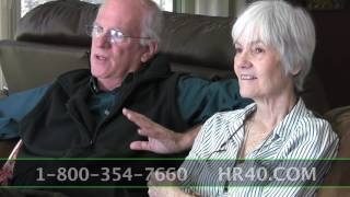Bruce & Holly A. - Windows Testimonial