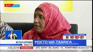 Wanawake chini ya 'Women for Peace' waendeleza maandamano ya amani kuhusu uchaguzi ujao