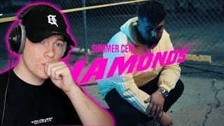 Spacy Reagiert: Summer Cem   Diamonds [ Official Video ] Ohne Capital Bra [ReactionReaktion]