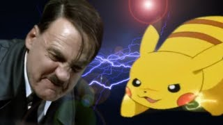 Hitler Tries to Catch Pikachu
