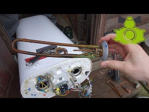 Ремонт водонагревателя. Чиним сами, если бойлер потёк / Boiler repair. DIY