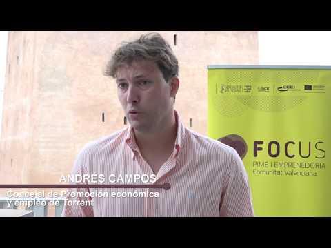 Entrevista a Andrés Campos, Concejal Promoción Económica Torrent, en Focus Horta[;;;][;;;]