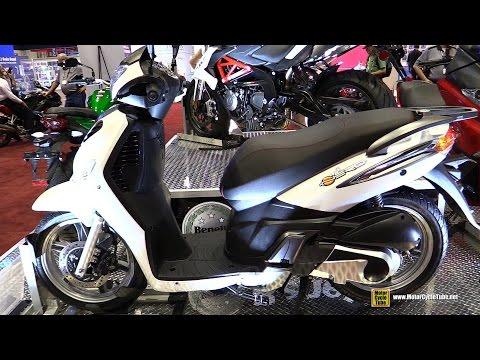 2017 Benelli Caffenero 150 Scooter - Walkaround