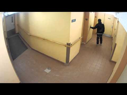 Homicide #10/2016 - Suspect Security Video