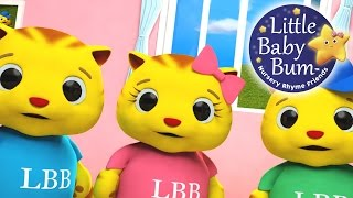 Little Baby Bum | Three Little Kittens | Nursery Rhymes for Babies | Videos for Kids