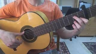 Gustavo Santaolalla     De Usuahia a la Quiaca Guitar Tutorial