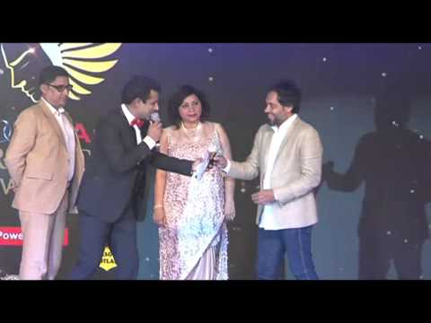 Riyas Komu, Artist - Audi RITZ Icon Awards 2015