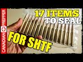 17 Prepping Items to Vacuum Seal for SHTF