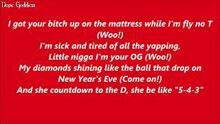 Big Sean   Bezerk Ft. A$AP Ferg & Hit Boy (Lyrics)
