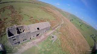 Hot May! Fpv mini and micro drones trip round the scenic Late spring countryside of West Yorkshire.