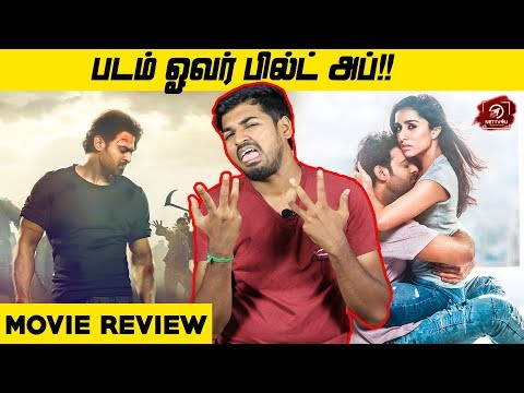 Sahoo aka Saaho Movie Review ..