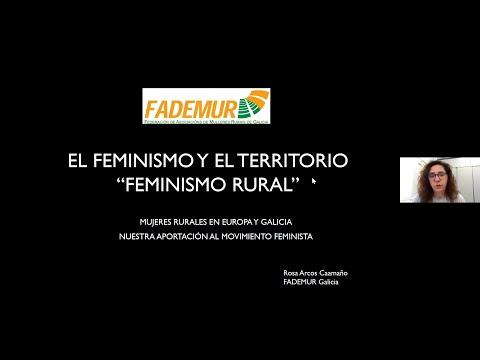 Feminismo e territorio rural en Galicia