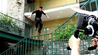 preview picture of video 'High Speed Parkour in the Lifestyle Beach Resort, Lake Lugano, Italy'