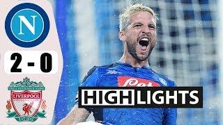 Napolii vs Liver 2−0 - All Gоals & Extеndеd Hіghlіghts - 2019