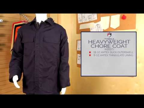 Heavyweight Chore Coat K650T