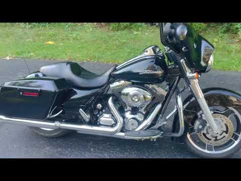 2013 Harley-Davidson Street Glide® in Portage, Michigan - Video 1