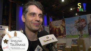 SCHWERKRAFT-Verlag im Interview - Geschäftsführer Carsten Reuter  - Spiel doch mal...!