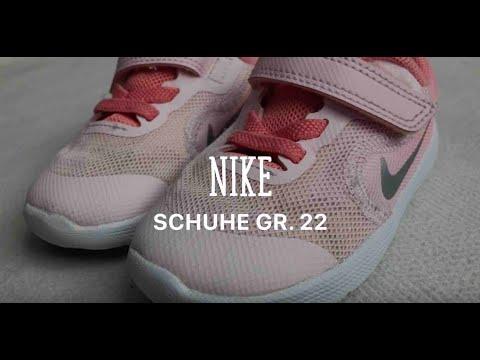 Nike. süße Schuhe. Gr. 22