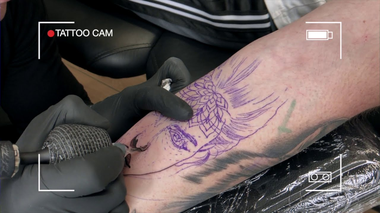 tattoo how to shade and stipple tutorial by oliver ayre