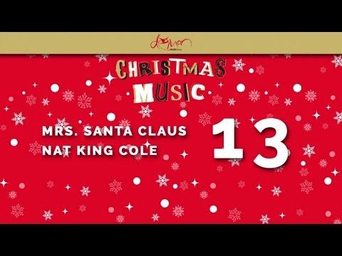 Nat King Cole - Mrs Santa Claus - Christmas Radio