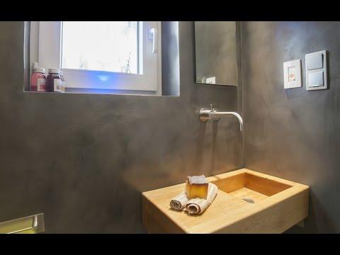 Gästebad oder Gäste-WC ist immer auch ein Aushängeschild