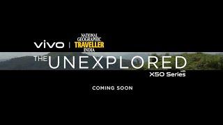vivo x Nat Geo Traveller India | #TheUnexplored Western Ghats Teaser | Vivo