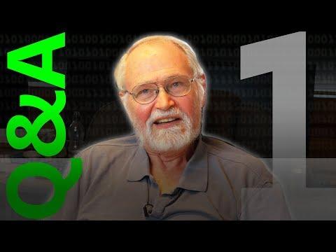 Brian Kernighan Q&A – Computerphile