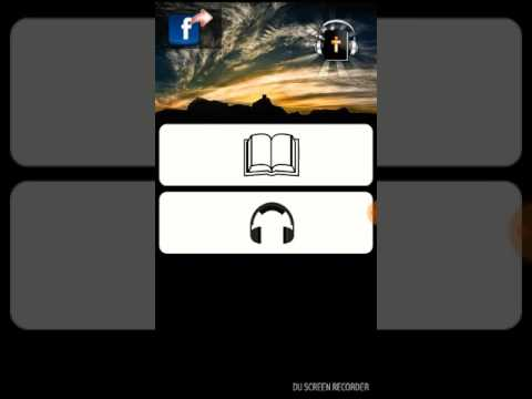 Audio Bible MP3 – Android Aplication