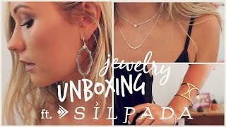 Dainty Mixed-Metal Jewelry Haul & Styling // Ft. SILPADA
