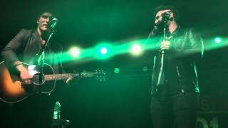 Dan and Shay- Party Girl 12/3/14