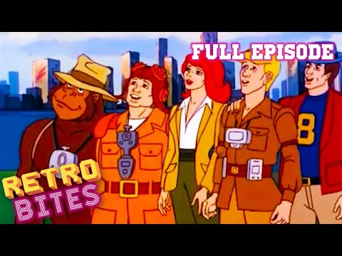 Ghostbusters   Statue of Liberty   TV Series   Full Episodes   Cartoons For Children