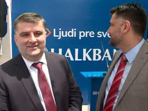 U Smederevu otvorena nova filijala turske Halk banke