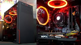 2019 Budget $400 Gaming PC
