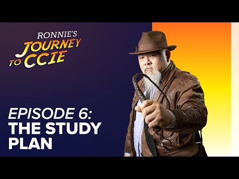 Episode 6 - The Study Plan - Journey to CCIE - YouTube