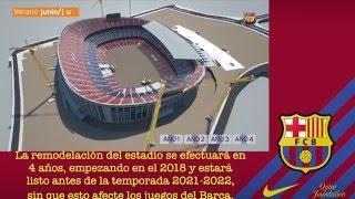 Nuevo Camp Nou, Nuevo Estadio del Barcelona