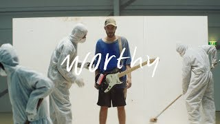 San Holo   Worthy [Official Music Video]