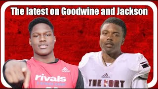 Alabama Football Commitment Watch For Both Monkell Goodwine And Khyree Jackson?